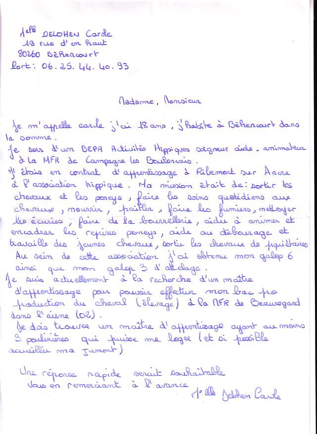 lettre de motivation fleuriste lettre de motivation
